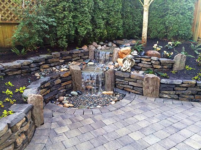 Concrete VS Paving Stones